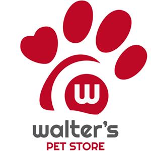 Logo Walter's Pet Store, Bari (Italy)
